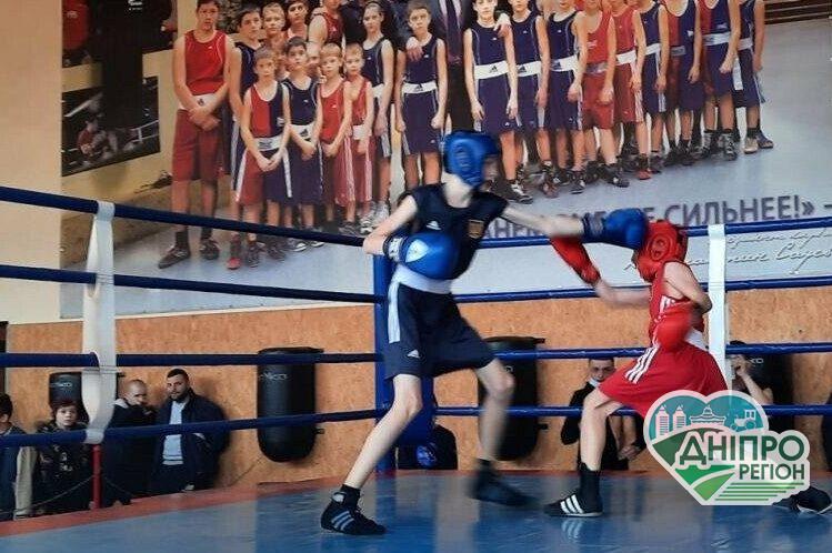 На Дніпропетровщині проходить Всеукраїнський турнір з боксу