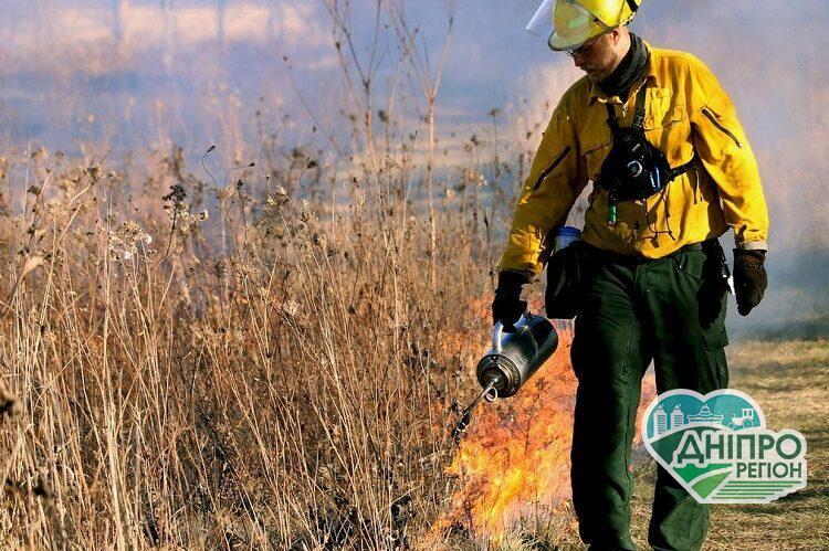 Орендарям землі заборонили випалювати залишки рослин