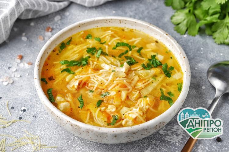Суп: чи корисний для здоров'я