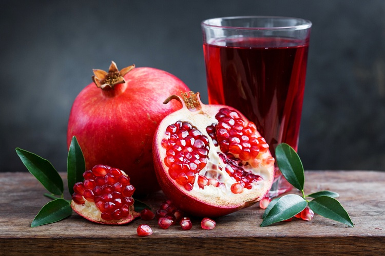 Гранат: однин із найкорисніших фруктів