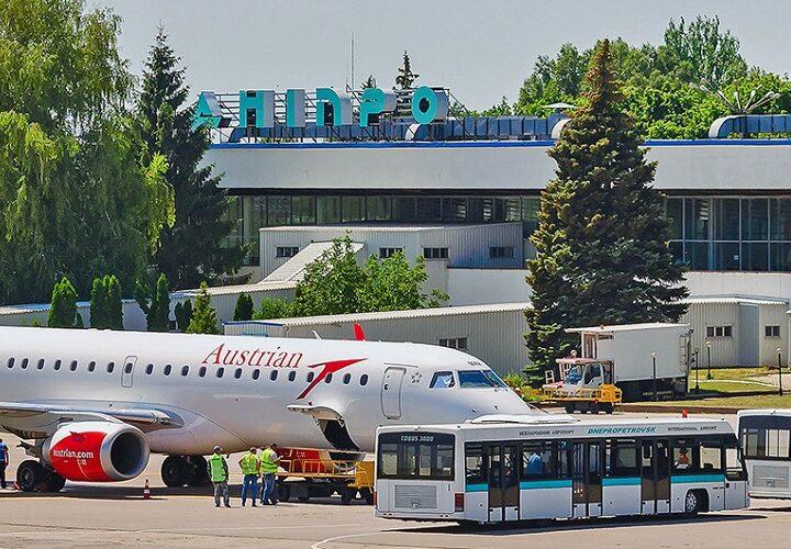 Зупинено будівництво аеропорту Дніпра: причини