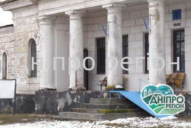 Сором для Дніпропетровщини. В області руйнується історична будівля Поля (Фото)