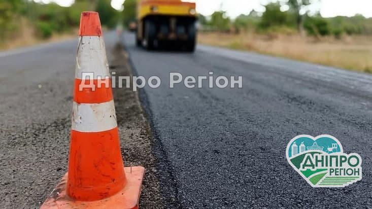 Рух транспорту ускладнений: при в'їзді до Дніпра водіям потрібно бути уважними