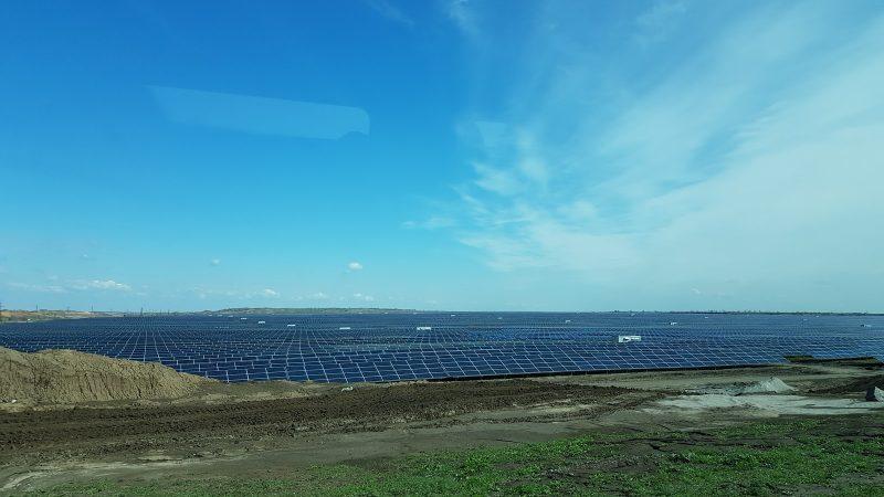 Дніпропетровщина дивовижна: чи знали ви, що в Нікополі є сонячна електростанція