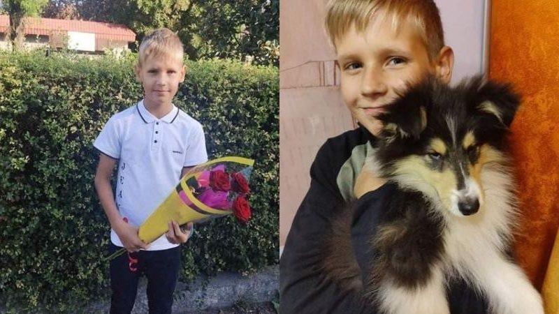 Ушел гулять и не вернулся: в Днепре и области разыскивается 12-летний Максим Герасимов