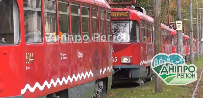 Перекриття проспекту Яворницького: як у Дніпрі сьогодні буде ходити транспорт