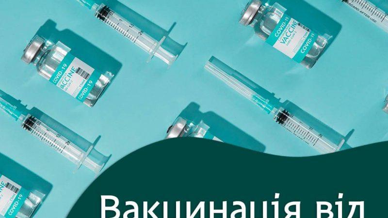 Де у Дніпрі працюють центри вакцинації. Адреса та графік роботи
