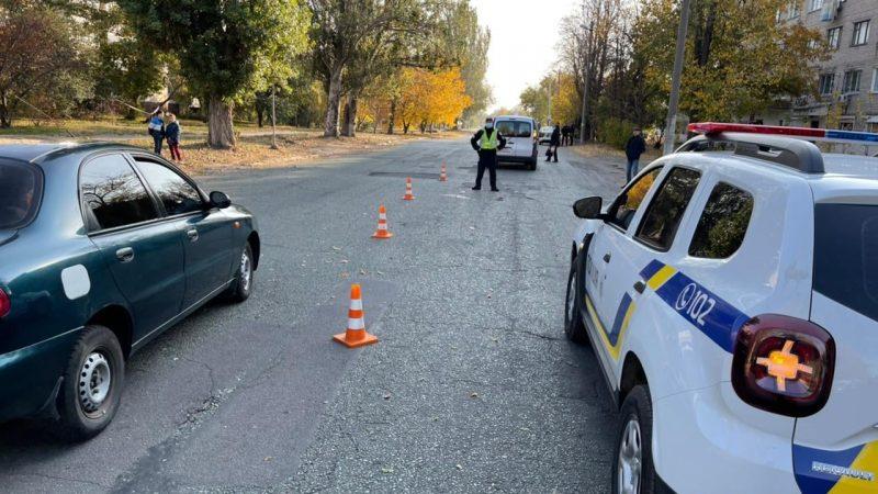 Машина збила двох маленьких дівчаток: на Дніпропетровщині встановлюють обставини ДТП