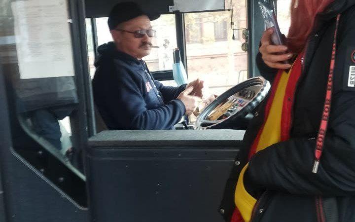 У Дніпрі водій маршрутки вигнав пасажирку: не було решти з 200 гривень (Фото)
