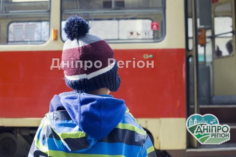 Не довезуть додому: у Дніпрі 11 та 12 жовтня відбудуться зміни у роботі трамваїв