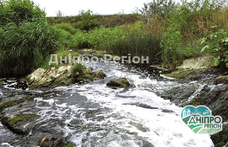 Річка Гайчур – ландшафтний заказник Покровського краю Дніпропетровщини