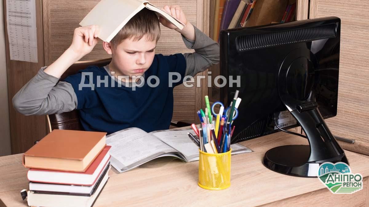 На Дніпропетровщині через холоднечу школярів можуть відправити на дистанційку
