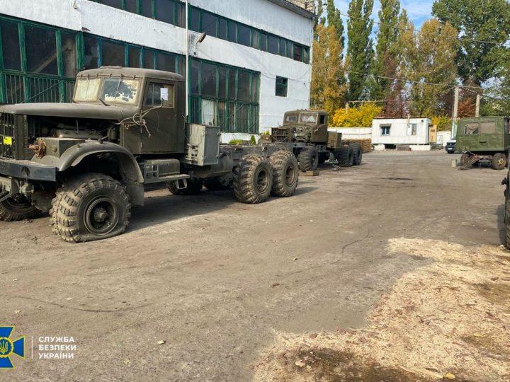 Розікрали мільйони гривень: на Дніпропетровщині бізнесмени ставили на військову техніку старі деталі