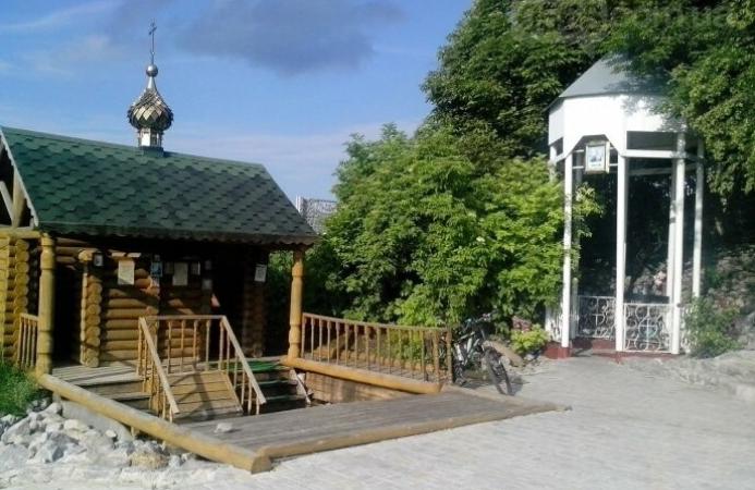 Дніпровські дива: на Дніпропетровщині знаходиться Борисівське цілюще джерело (Фото)
